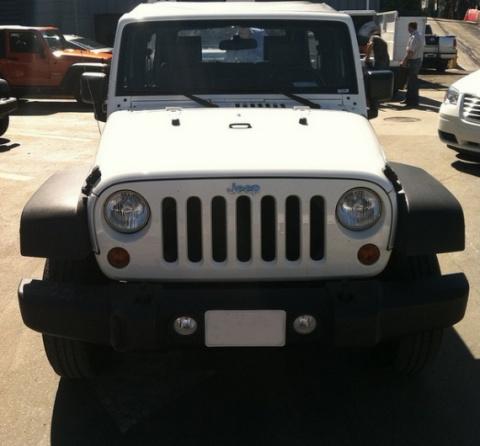 Jeep Wrangler 4d. Отзывы владельцев